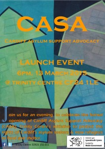 CASA Launch Event