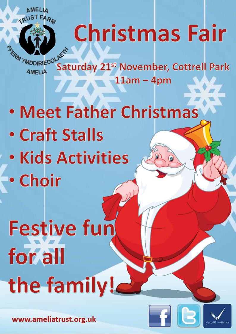Amelia Trust Christmas Fair 2015