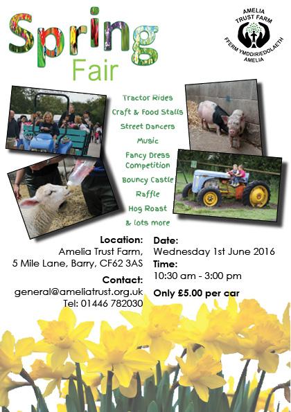 Amelia Trust Spring Fair