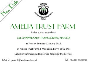 Amelia Trust Service